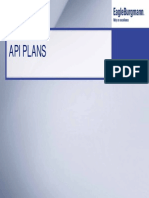 Eagle Burgmann API Seal Plans