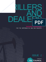 The Oil Council's 'Drillers and Dealers' Magazine - February 2010 Issue
