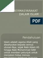 11-Hidup Bermasyarakat Dalam Islam