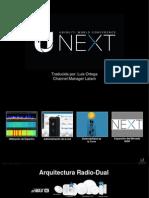 Novedades de UBNT presentadas en U-NEXT Las Vegas 2015