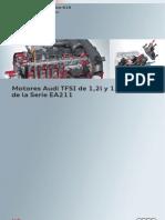 616 Motores Audi TFSI de 1 2l y 1 4l de La Serie EA211