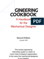 A Hand Book for the Mechanical Designer Ventilation Duct Fan