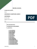 La ArgentinaLa conquista del Rio de La Plata. Poema histórico by Barco Centenera, Martín del, 1535-
