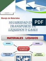 6) SSO en El Transporte de Líquidos y Gases