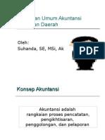 Gambaran Umum Akuntansi Keuangan Daerah-Solok