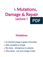 DNA+Mutations_Damage_Repair+1