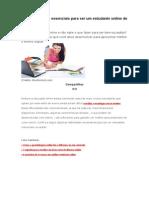 6 Características Essenciais Para Ser Um Estudante Online de Sucesso