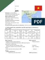 Vietnam's Economy Report