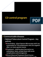 CD Control Program
