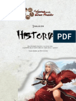 Tabla Historial 4ª