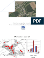 East Linton 2025 Local Survey Summary