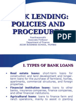 1 Bank Lending