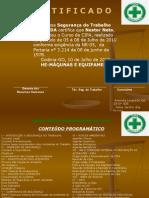 certificado cipa - MODELO 3.ppt