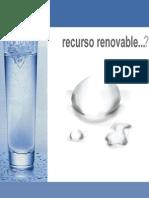 7 Agua Recurso Renovable Ferratti