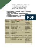 1 Program Conferinta Somnologie