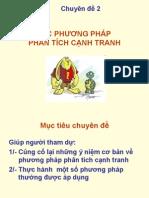 2. Các phương pháp phan tich canh tranh