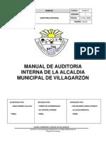 Manual de Auditoria Integral