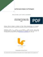 Teste Stroop Em Português