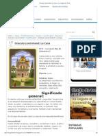 Oraculo Lenormand_ La Casa - La Magia Del Tarot