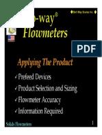 Flo Way Presentation