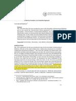 Bozdaglioglu - Constructivism and Identity Formation