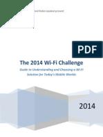 2014 NWW Wi Fi Challenge Extreme