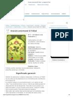 Oraculo Lenormand_ El Trébol - La Magia Del Tarot
