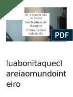 Nova Tatoo