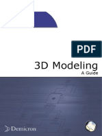 WF 3DModeling