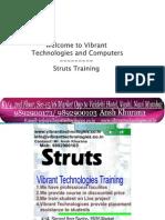 Struts training material