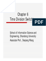 time divison switching