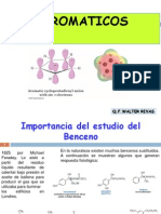 Clase 8 Aromaticos Benceno