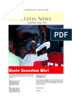 Statia News No. 21