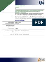 UNII en ISO 15927-4 (2005) Prestazione Termoigrometrica Edifici. Dati Orari Per Valutazione Fabbisogno Annuo Energia