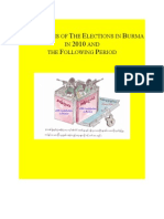 BLC Analysis on Elections 2010_final