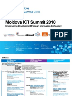Moldova Ict Summit Agenda En
