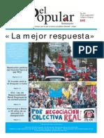 El Popular 330 Órgano de Prensa Oficial del Partido Comunista de Uruguay