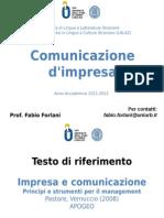 01 Comunicazione 2011-12