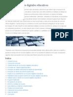 Diseño de recursos digitales educativos _ canalTIC
