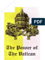 The Power of the Vatican 2003