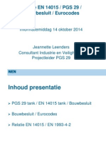 3-Presentatie en 14015 PGS 29 - Opslagtanks-Jeannette
