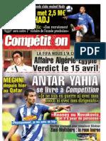 Edition du 23-03-2010