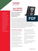 9608G IP Deskphone-UC7509