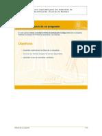 Sap-05-01 Estructura Del Codigo