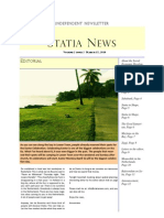 Statia News No. 25