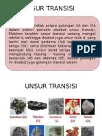 Unsur Transisi Show