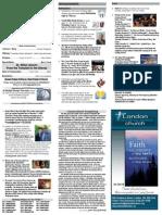 oct 31 2015 bulletin