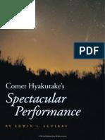 Comet Hyakutake's Spectacular Performance