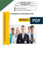 Doc-(1) Lineamientos e Implementación de La PSP