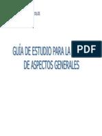 Aspectos Generales Seguros 2015